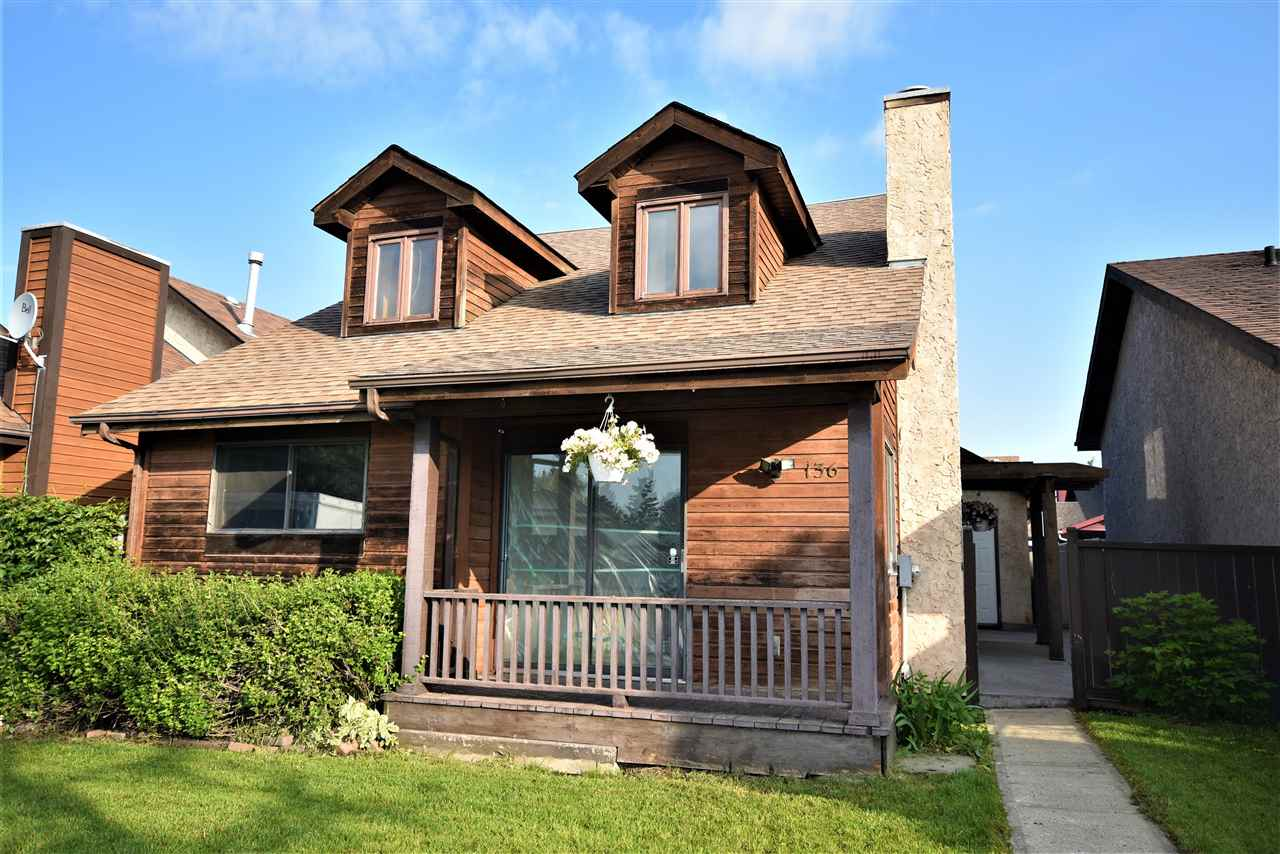 MLS® listing #E4160880 for sale located at 136 WESTGLEN Crescent