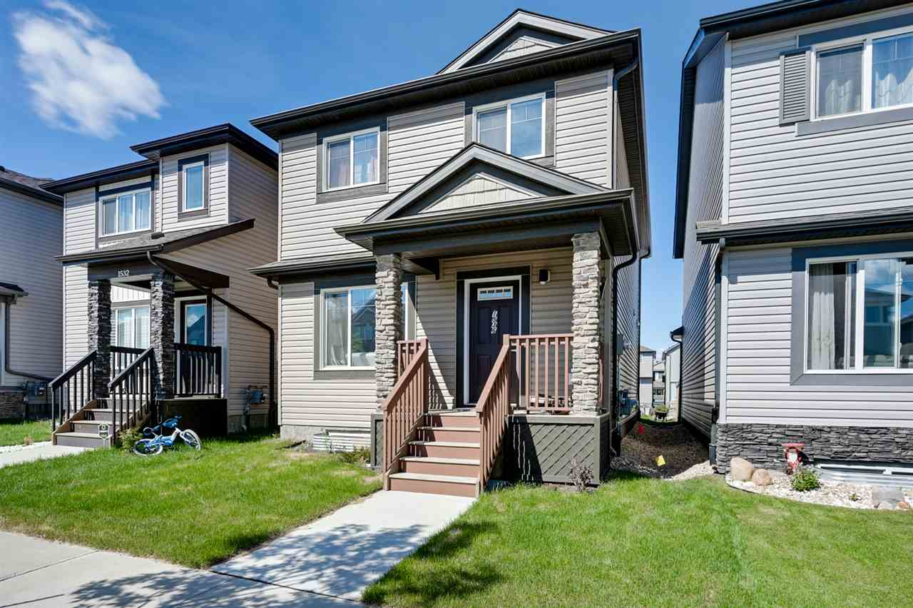 MLS® listing #E4160888 for sale located at 1536 21 Street