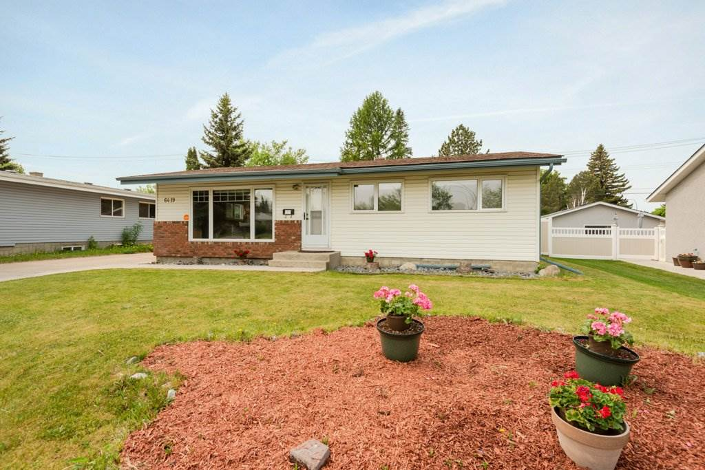 MLS® listing #E4160893 for sale located at 6419 103A Avenue