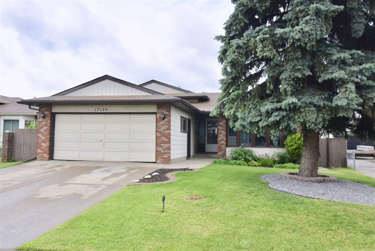 MLS® listing #E4160956 for sale located at 17128 94 Street