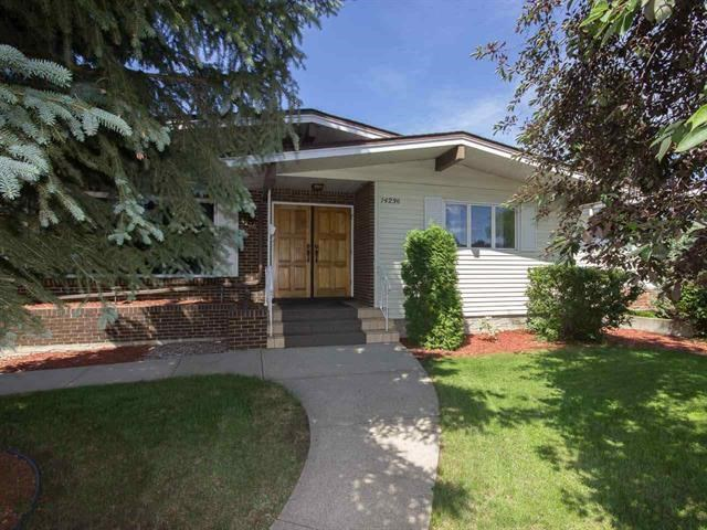 MLS® listing #E4160958 for sale located at 14236 76 Street