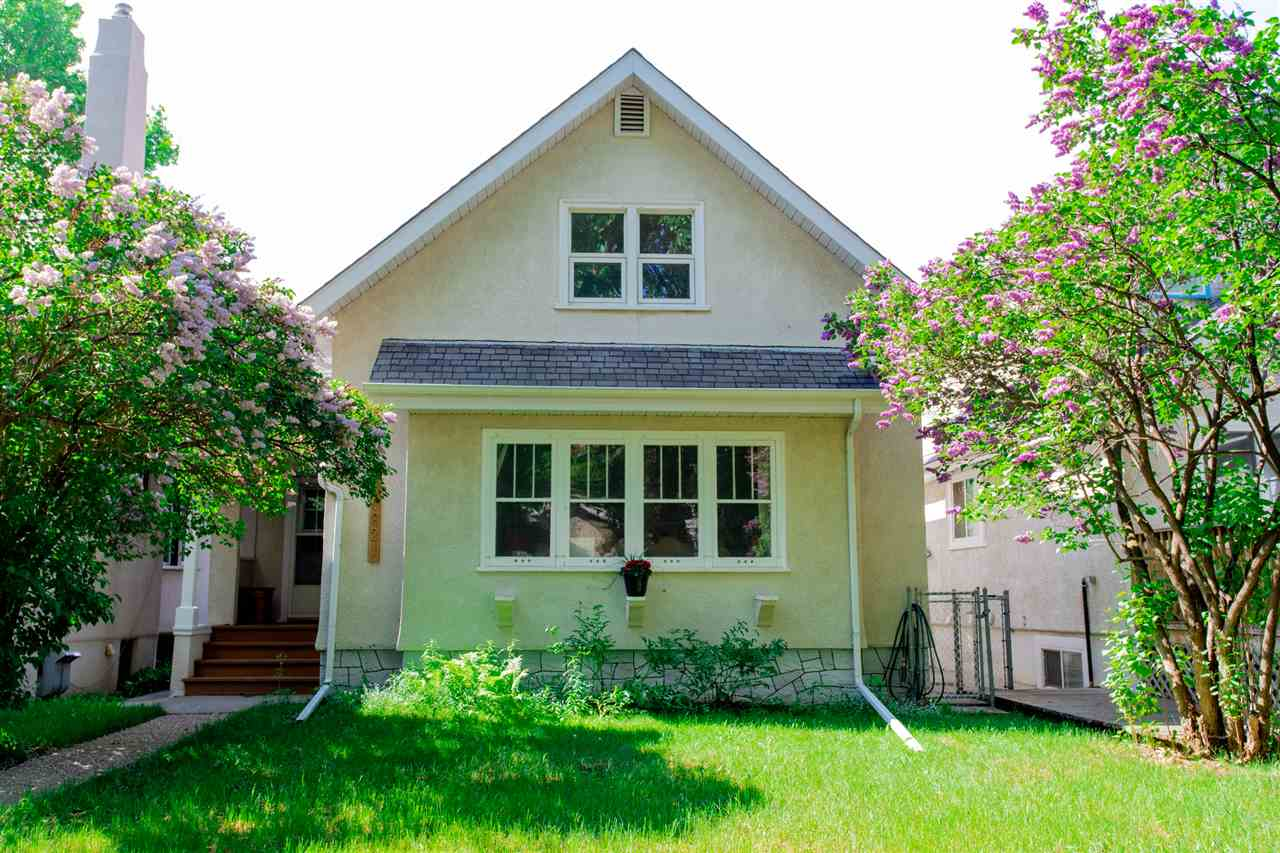 MLS® listing #E4160973 for sale located at 10921 81 Avenue NW