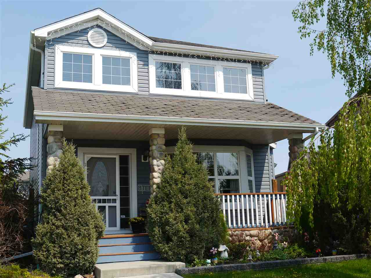MLS® listing #E4161002 for sale located at 18 SPRUCE VILLAGE Way