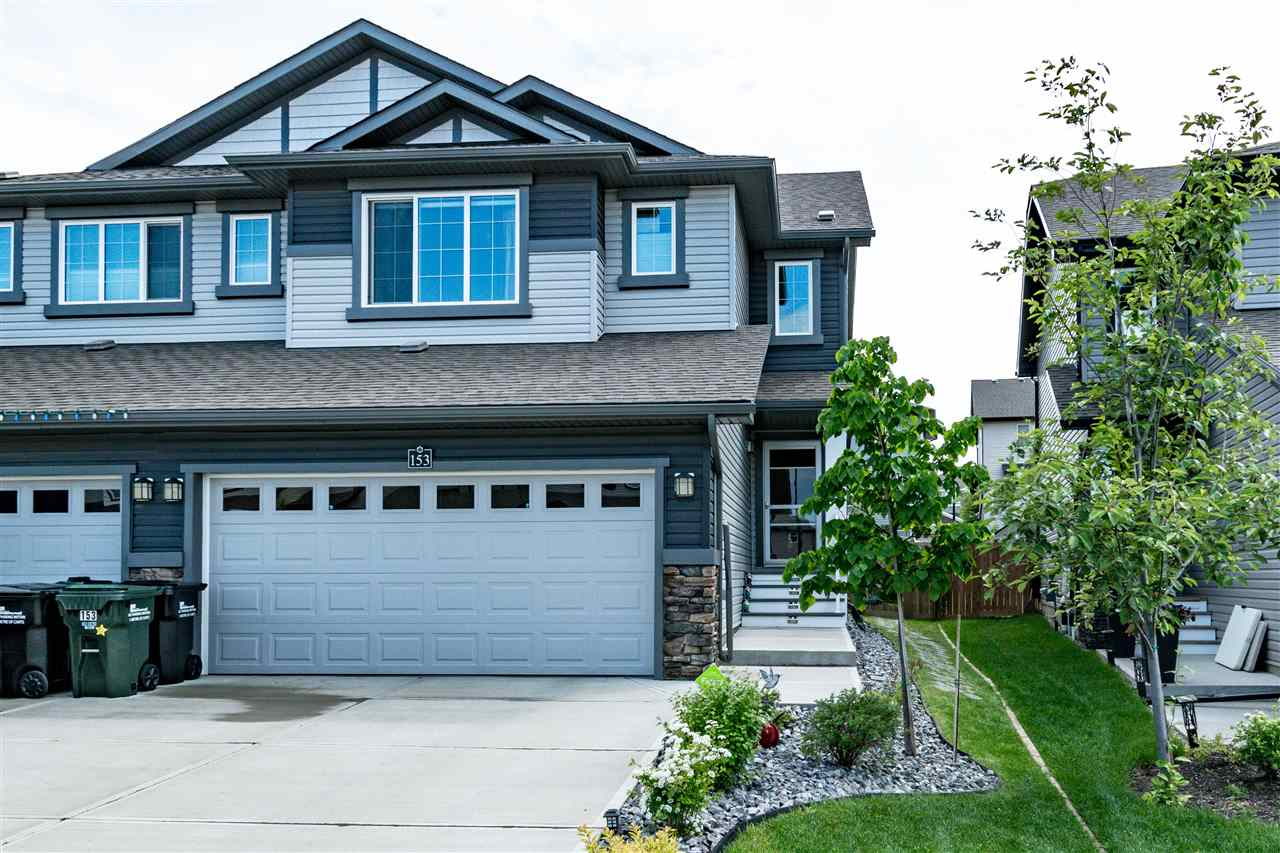 MLS® listing #E4161041 for sale located at 153 SUMMERSTONE Lane