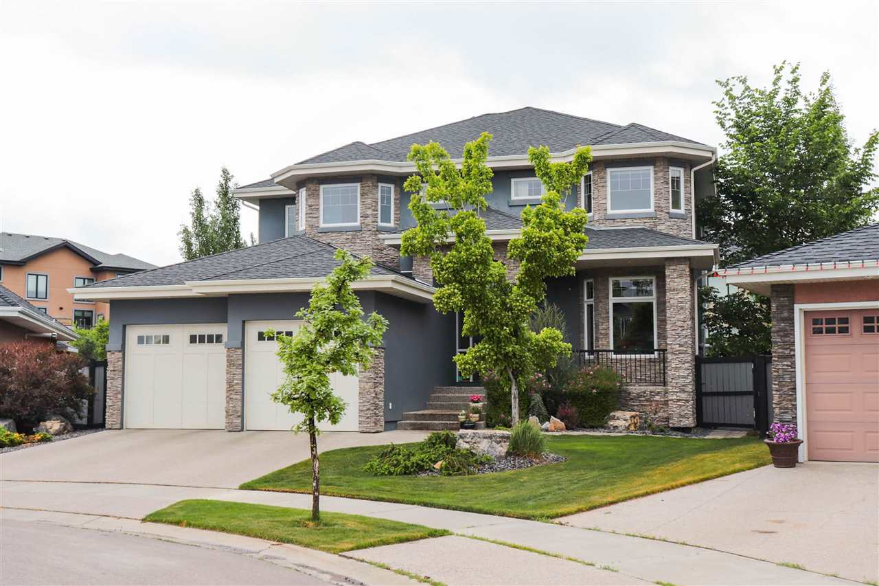 MLS® listing #E4161047 for sale located at 2487 MARTELL Crescent