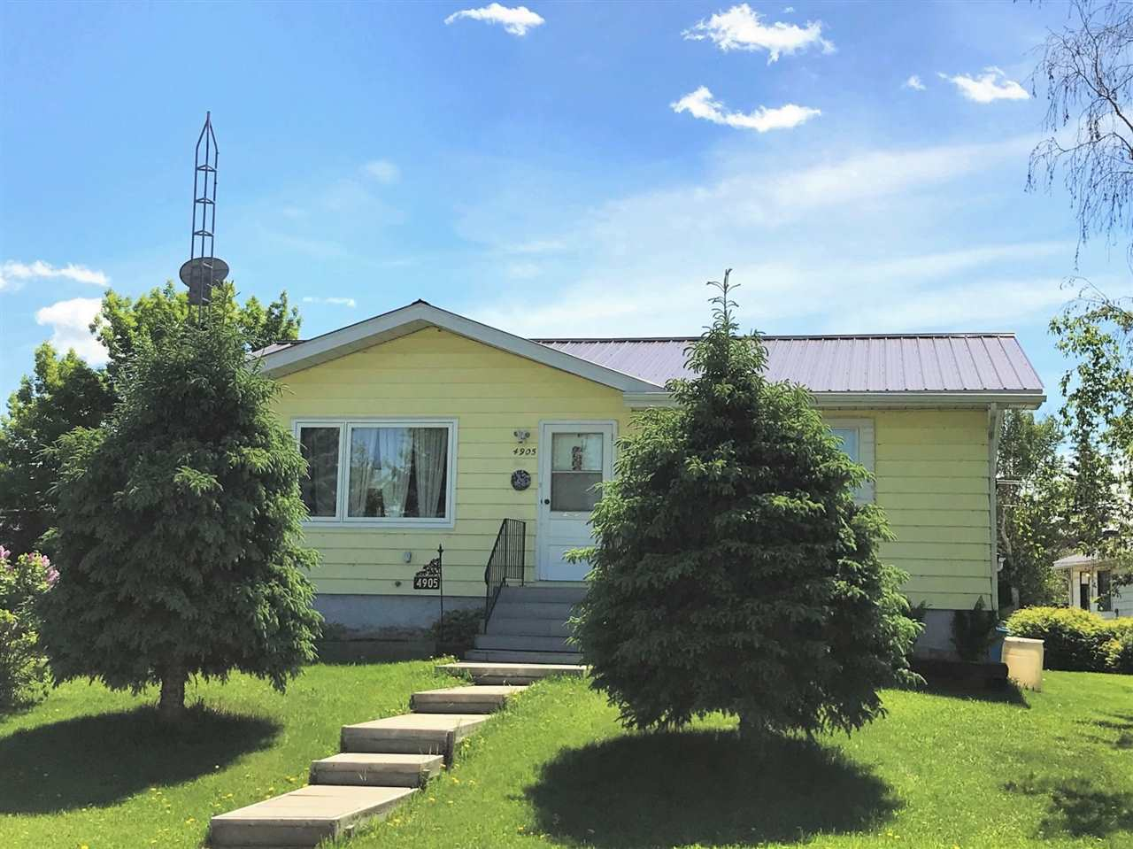 MLS® listing #E4161052 for sale located at 4905 56 Ave