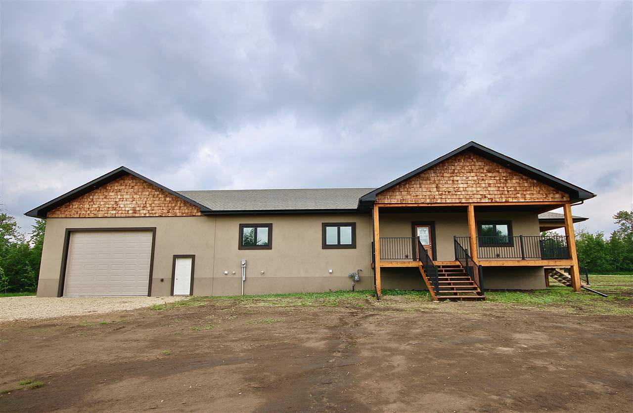 MLS® listing #E4161100 for sale located at #10 241034 Twp Rd 474