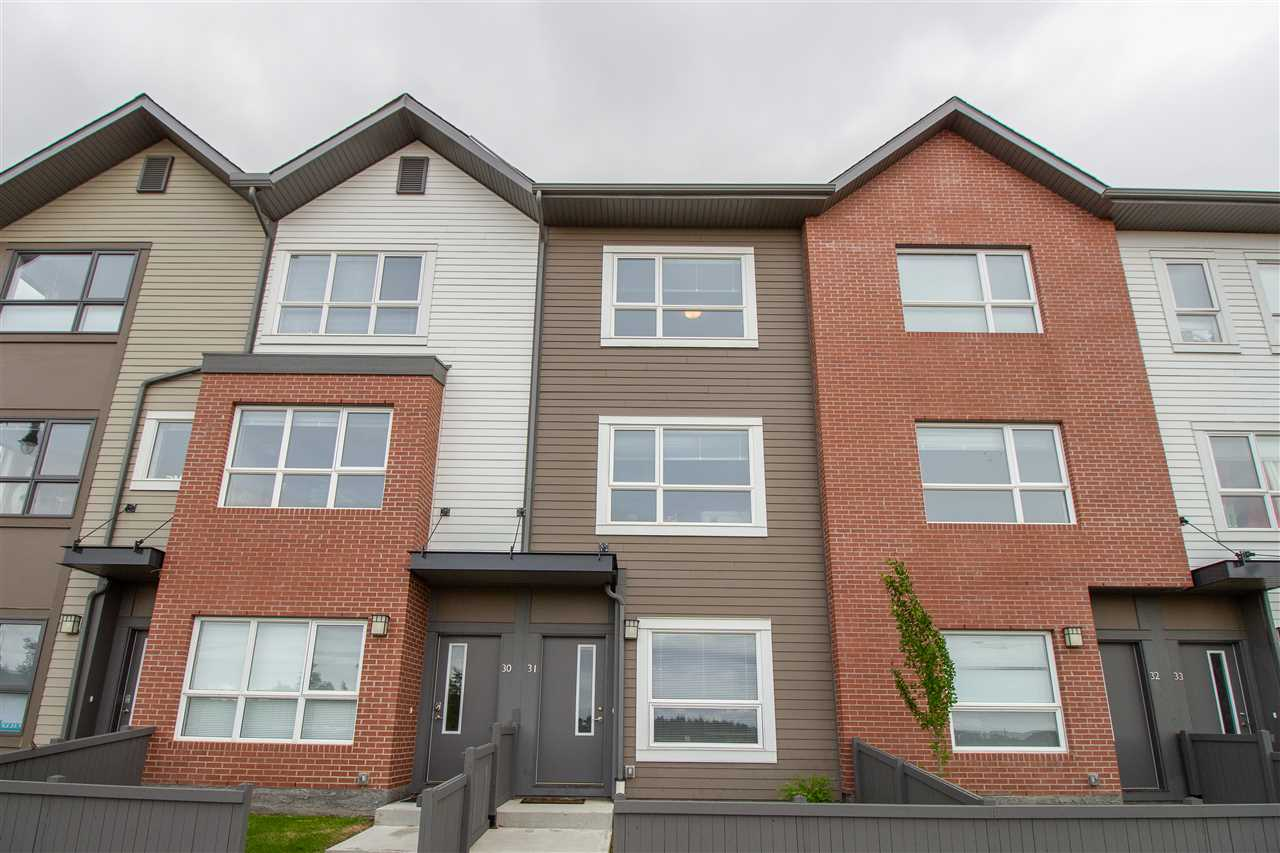 MLS® listing #E4161118 for sale located at 31 2560 PEGASUS Boulevard