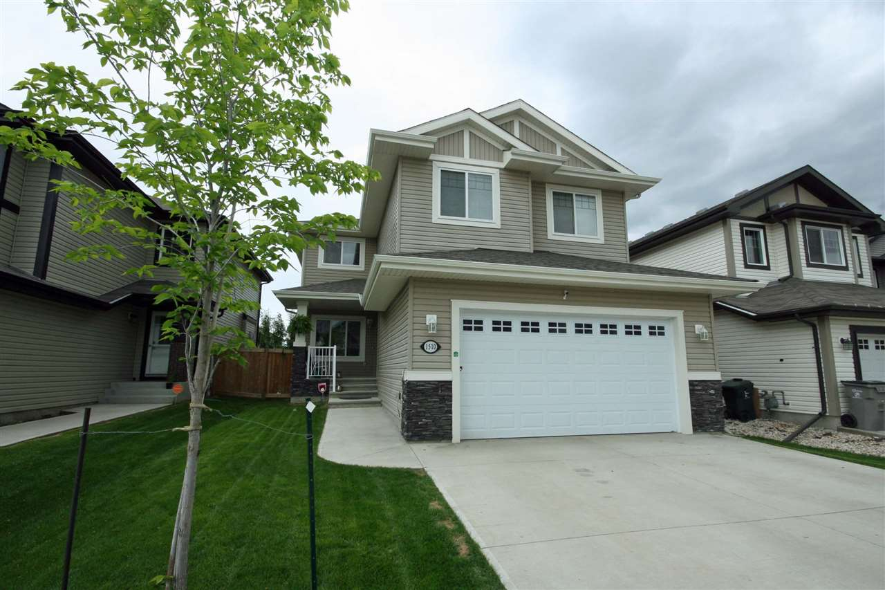 MLS® listing #E4161121 for sale located at 1510 WESTERRA Bend