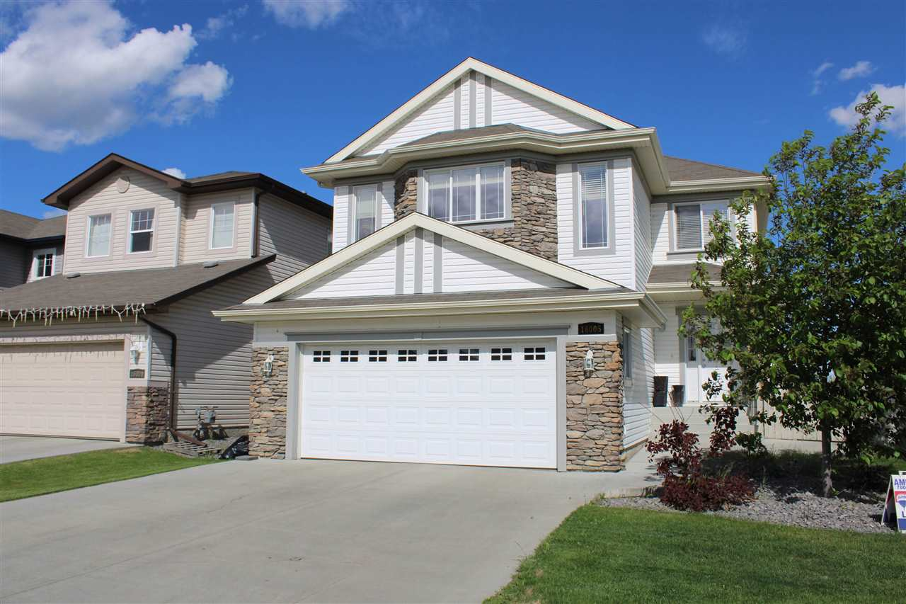 MLS® listing #E4161128 for sale located at 16005 137A Street