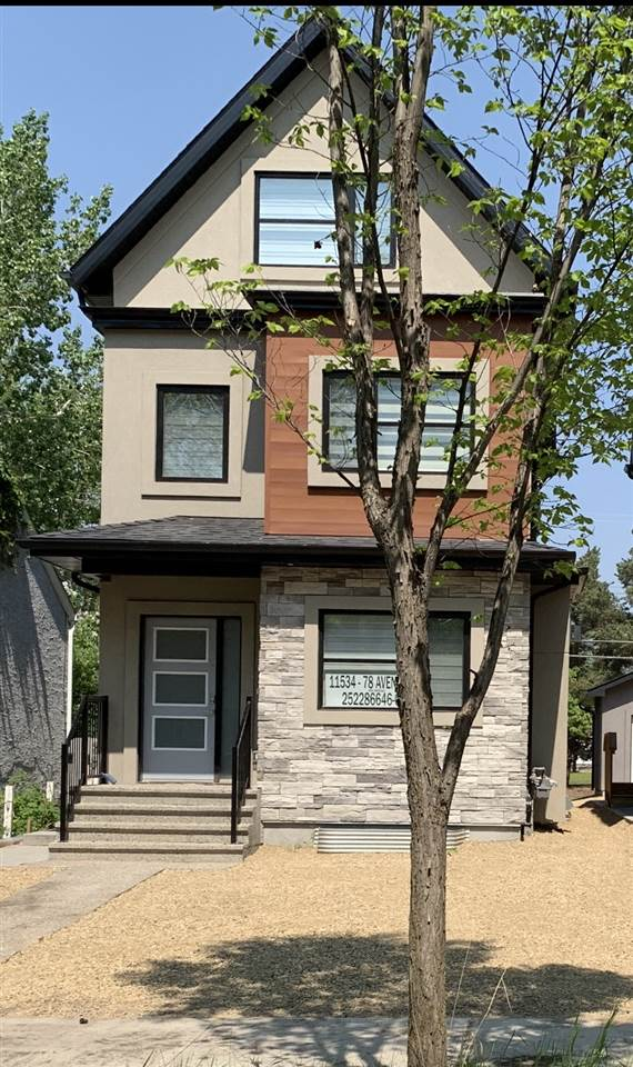 MLS® listing #E4161129 for sale located at 11534 78 Avenue