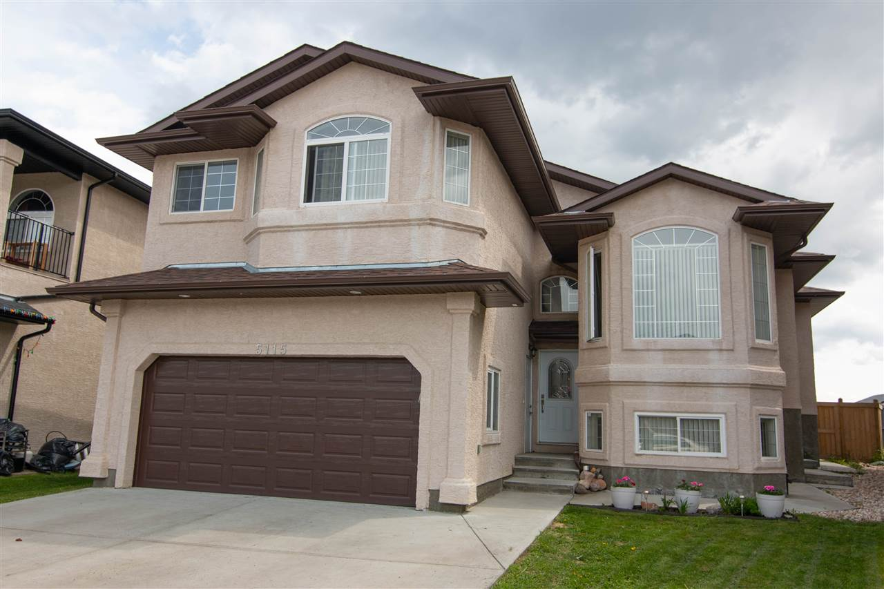 MLS® listing #E4161139 for sale located at 5115 154 Avenue