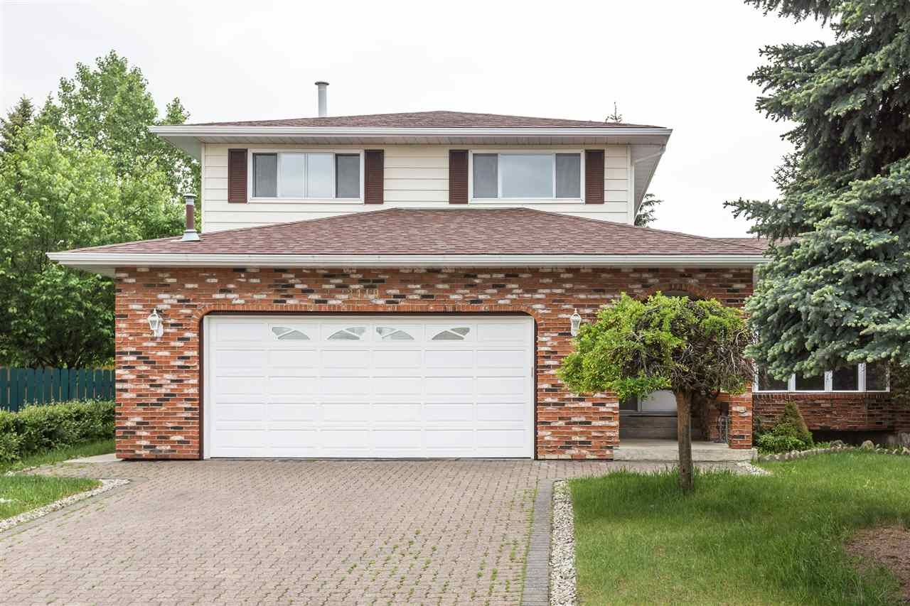 MLS® listing #E4161155 for sale located at 2419 115 Street NW
