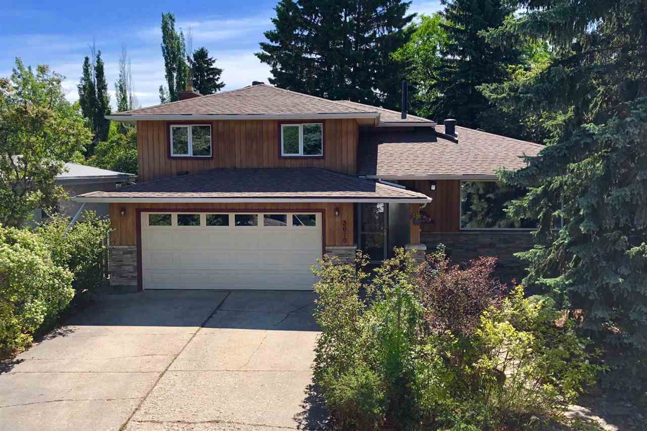 MLS® listing #E4161171 for sale located at 3619 117A Street