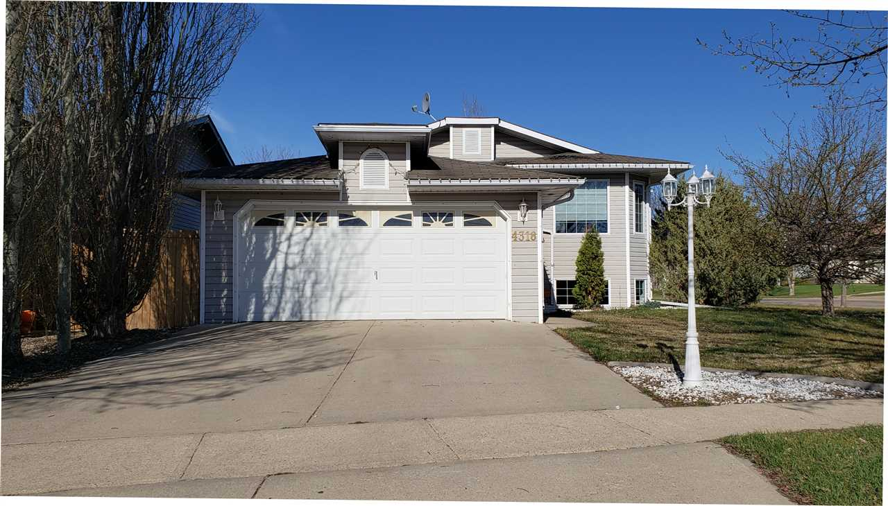 MLS® listing #E4161183 for sale located at 4318 39 St