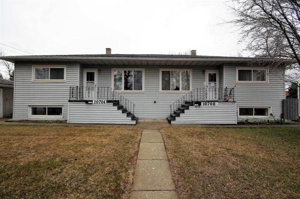 MLS® listing #E4161200 for sale located at 10704-10708 139 Street & 13901 107a Avenue