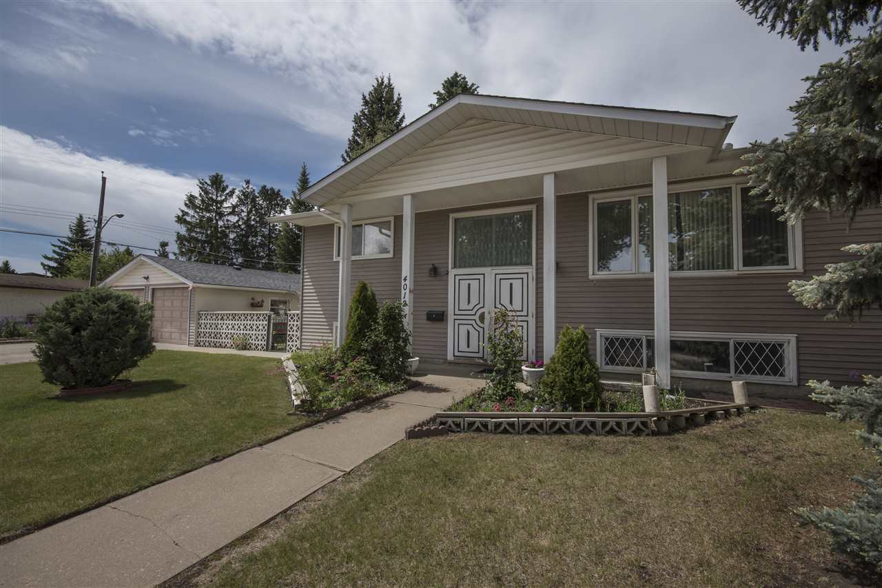 MLS® listing #E4161209 for sale located at 4012 112 Street