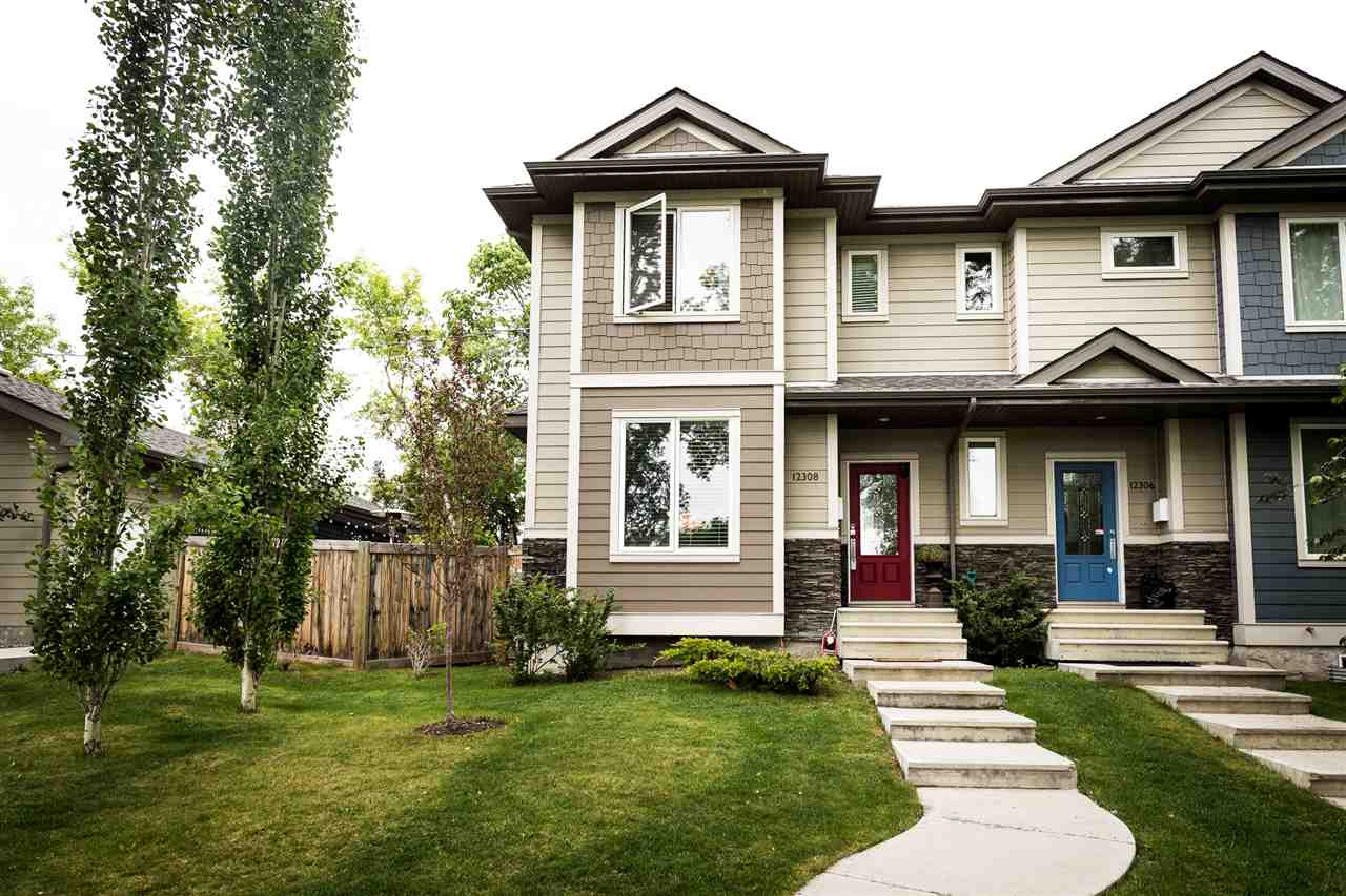MLS® listing #E4161241 for sale located at 12308 110 Avenue