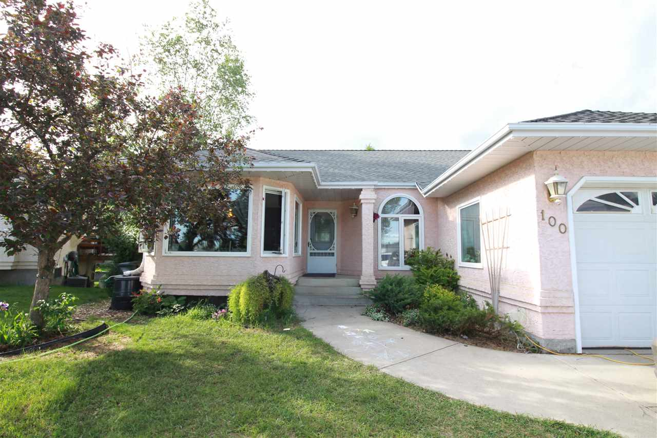 MLS® listing #E4161311 for sale located at 100 HIGHWOOD Close