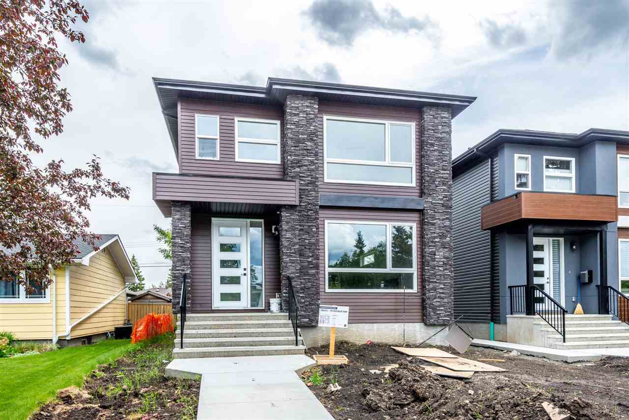 MLS® listing #E4161333 for sale located at 14603 78 Avenue