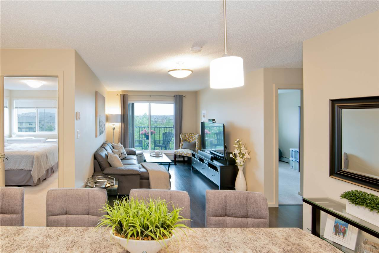 MLS® listing #E4161374 for sale located at 322 504 Albany Way