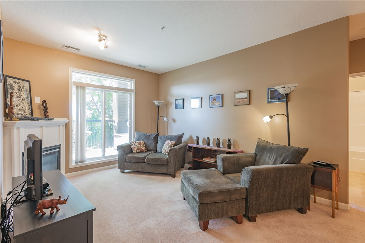 MLS® listing #E4161471 for sale located at 130 2503 Hanna Crescent NW