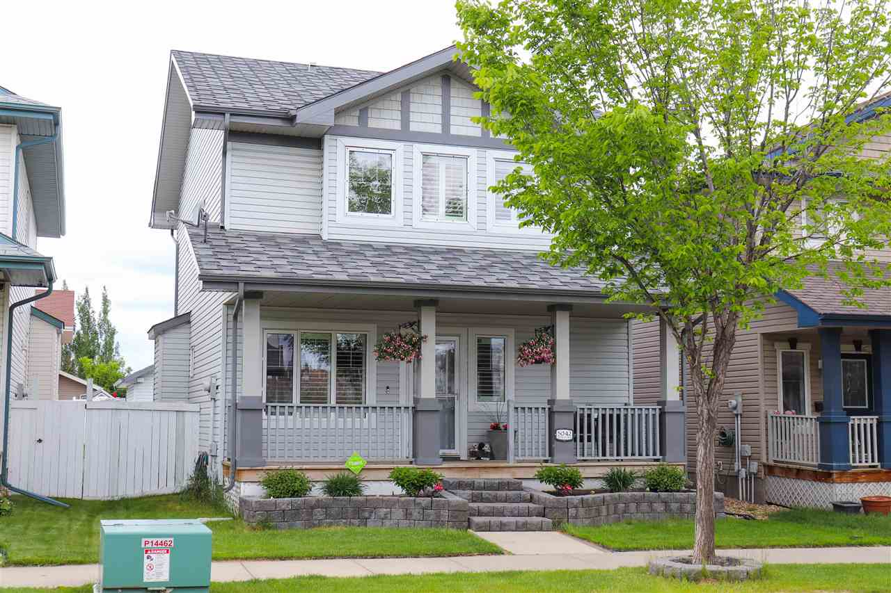 MLS® listing #E4161498 for sale located at 5042 THIBAULT Way