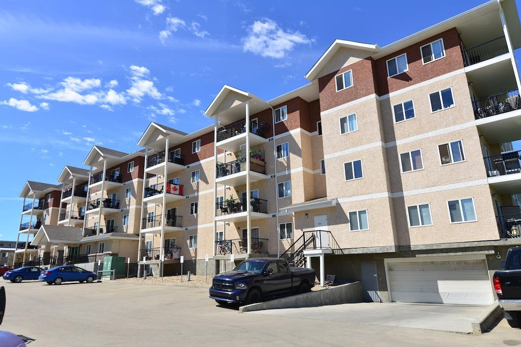 MLS® listing #E4161500 for sale located at 409 4903 47 Ave