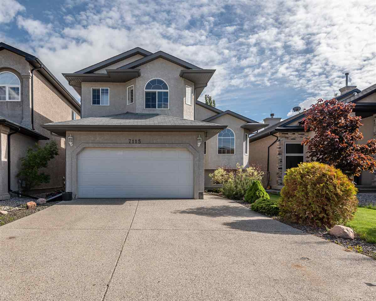 MLS® listing #E4161504 for sale located at 7115 169 Avenue