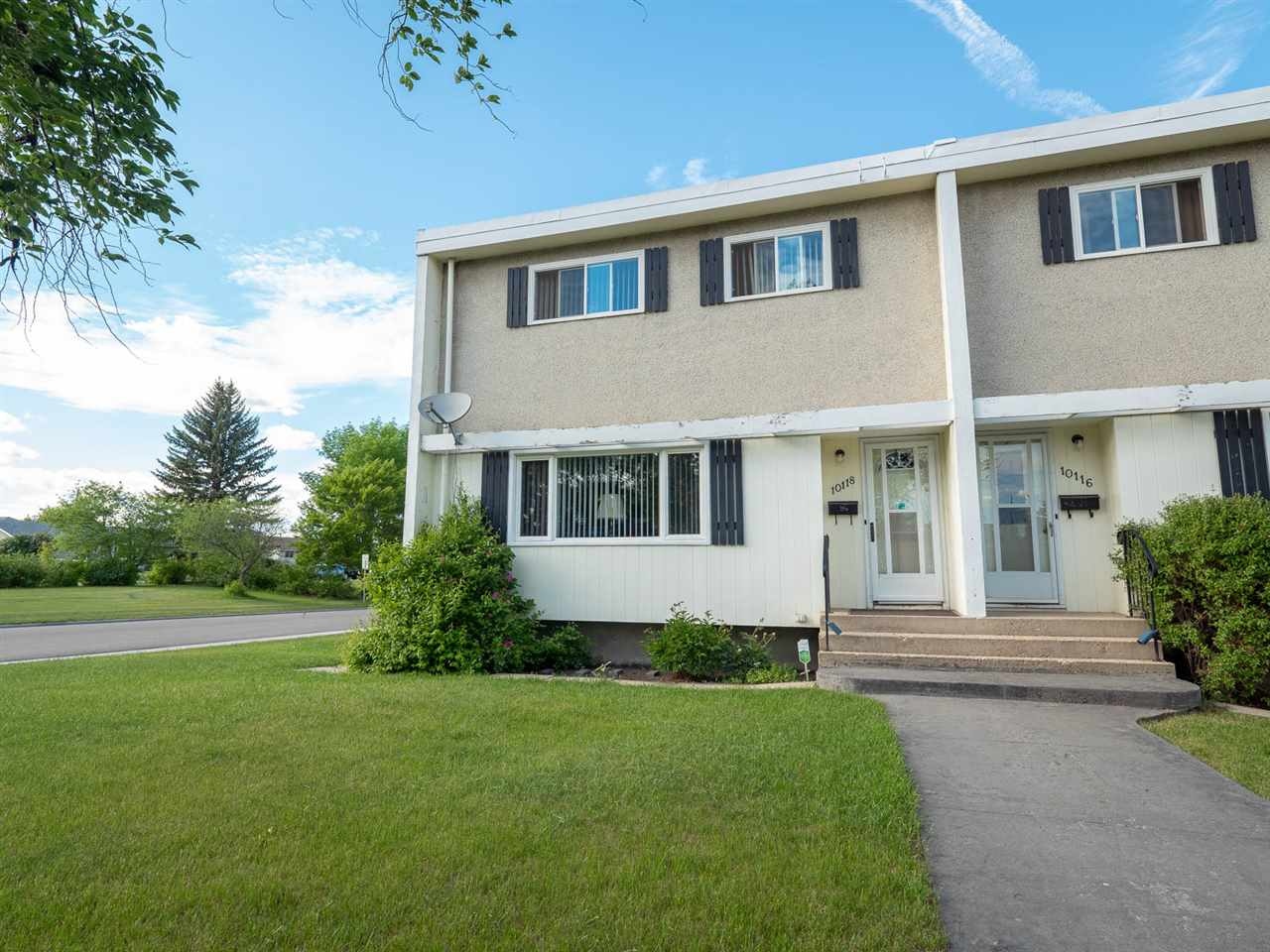 MLS® listing #E4161533 for sale located at 10118 134 Avenue