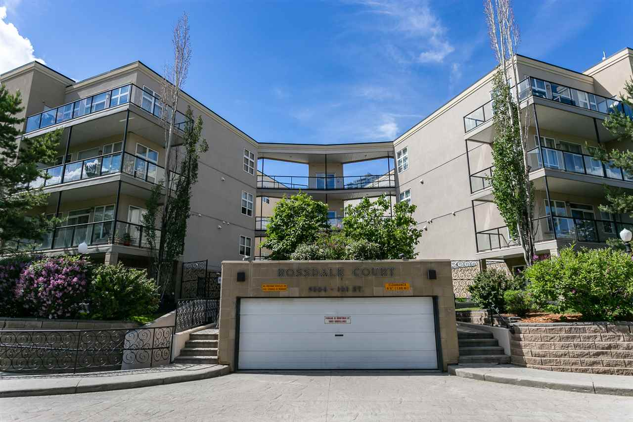 MLS® listing #E4161552 for sale located at 216 9804 101 Street