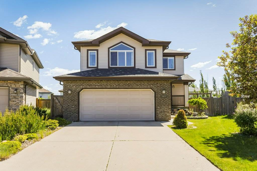 MLS® listing #E4161564 for sale located at 1621 LACOMBE Court