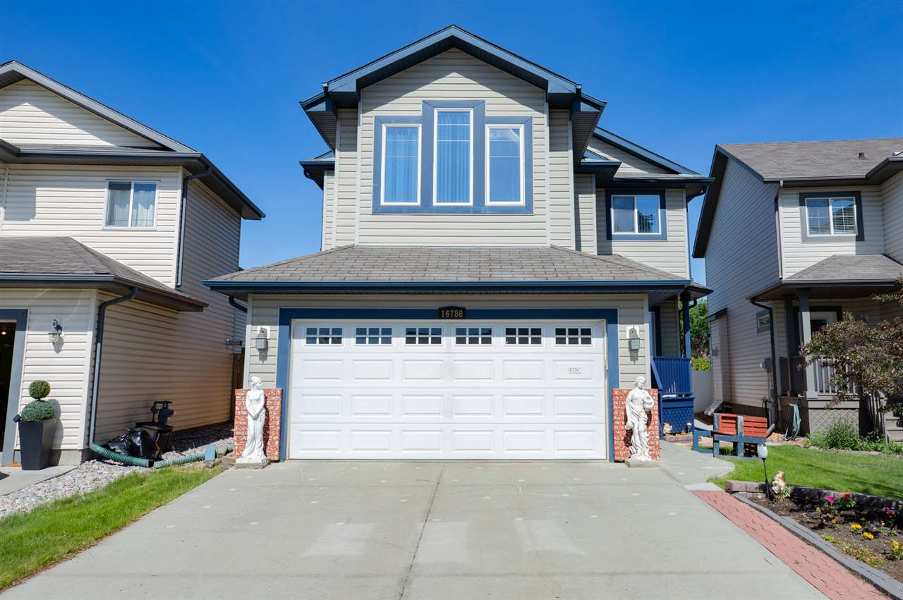 MLS® listing #E4161585 for sale located at 16788 117 Street