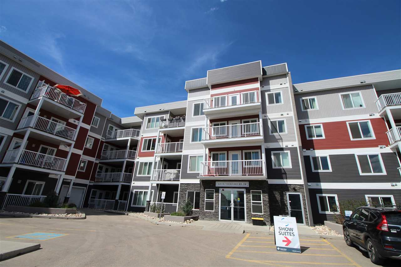 MLS® listing #E4161595 for sale located at 410 1820 RUTHERFORD Road