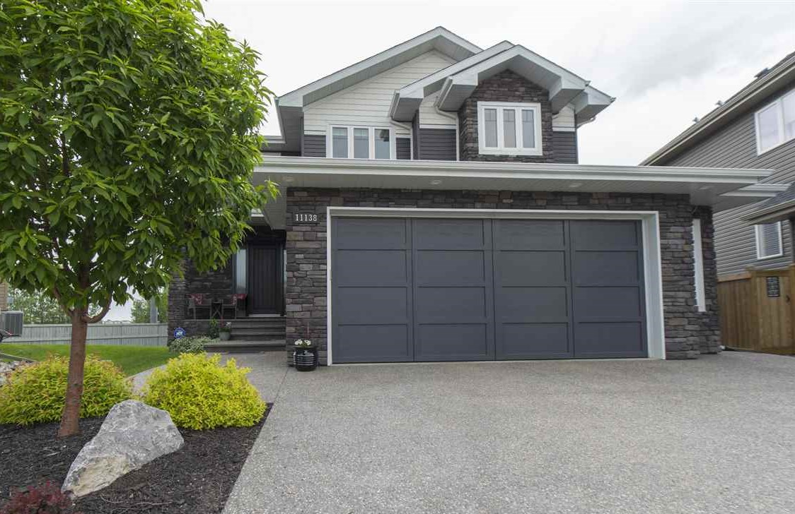 MLS® listing #E4161608 for sale located at 11138 174A Avenue
