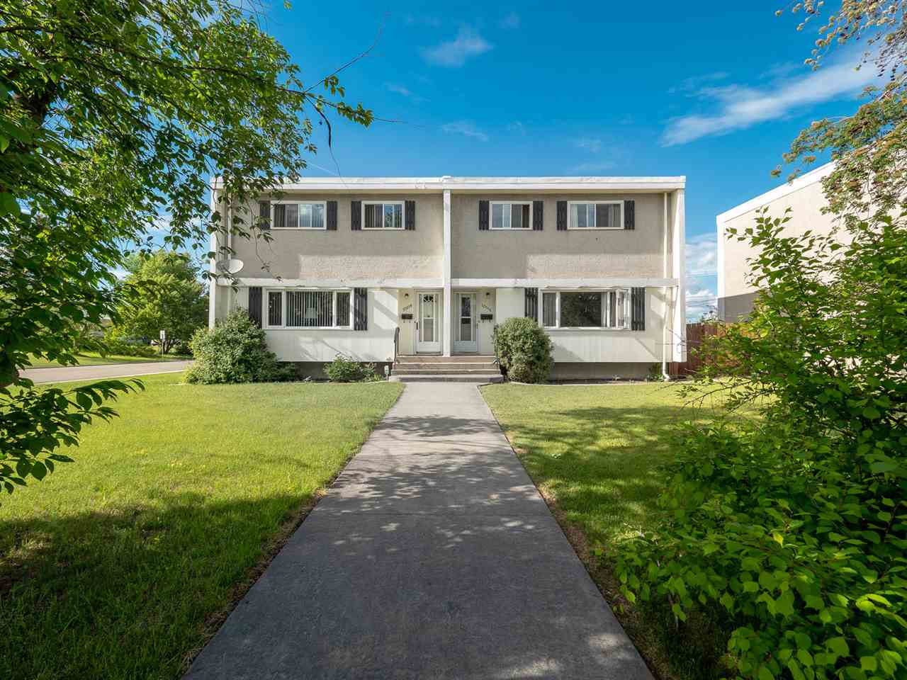 MLS® listing #E4161633 for sale located at 10116 & 10118 134 Avenue NW