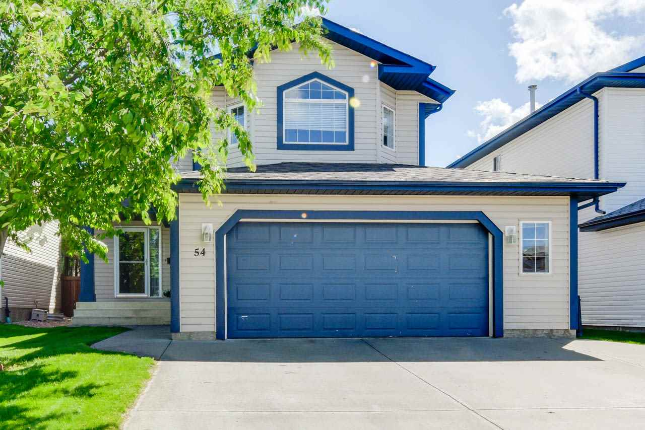 MLS® listing #E4161669 for sale located at 54 SUNFLOWER Crescent