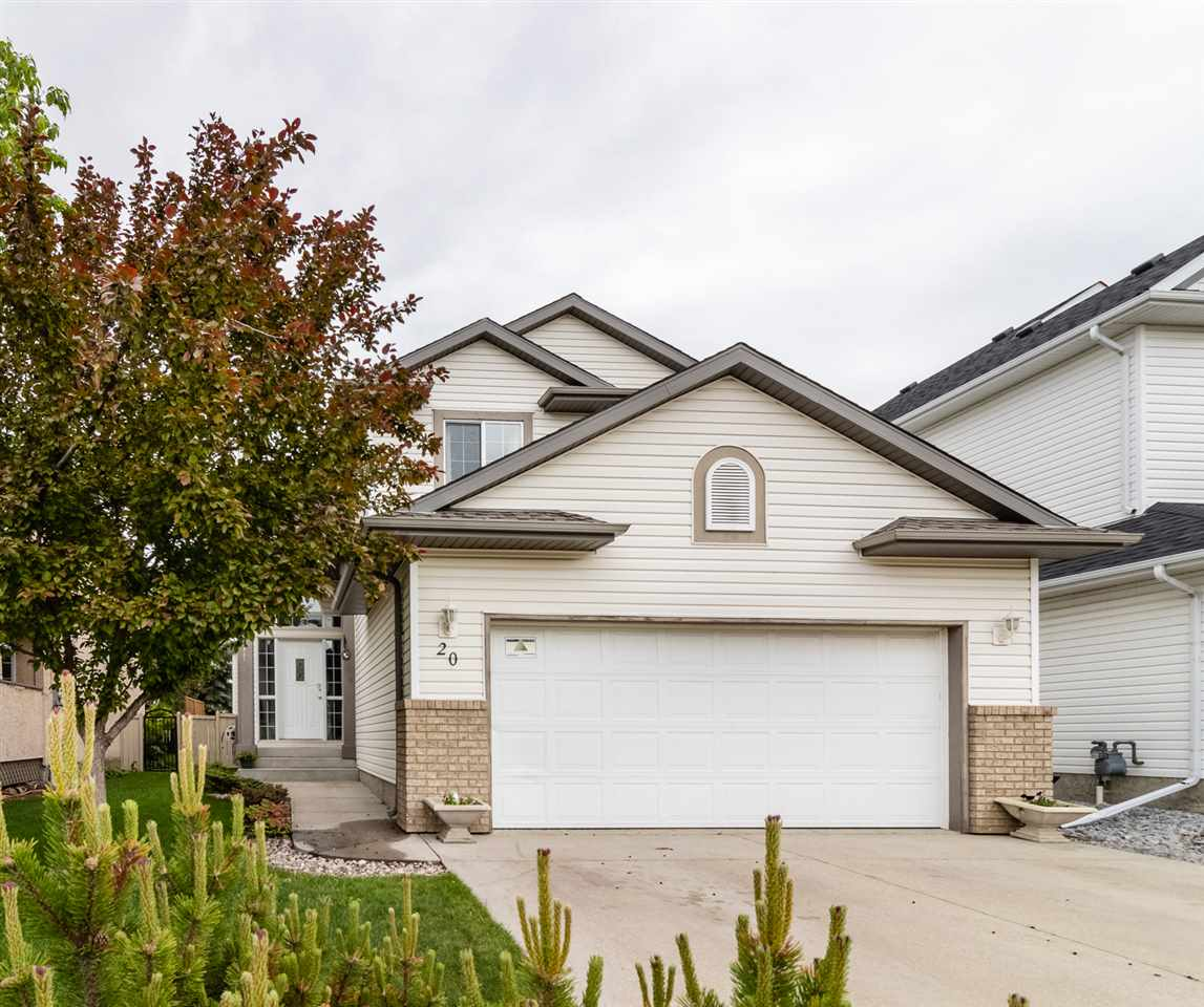 MLS® listing #E4161681 for sale located at 20 Foxhaven Crescent