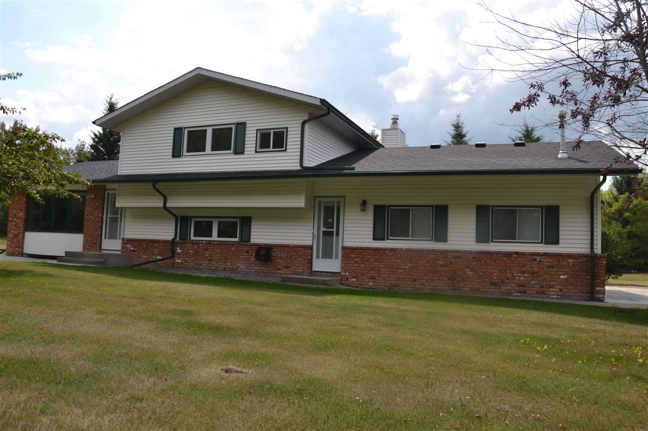 MLS® listing #E4161701 for sale located at 1 52514 RGE RD 223