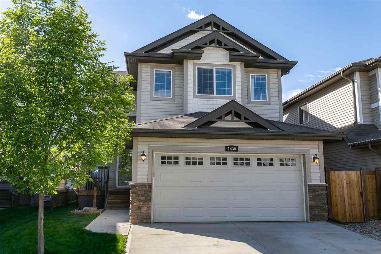 MLS® listing #E4161706 for sale located at 1430 114B Street