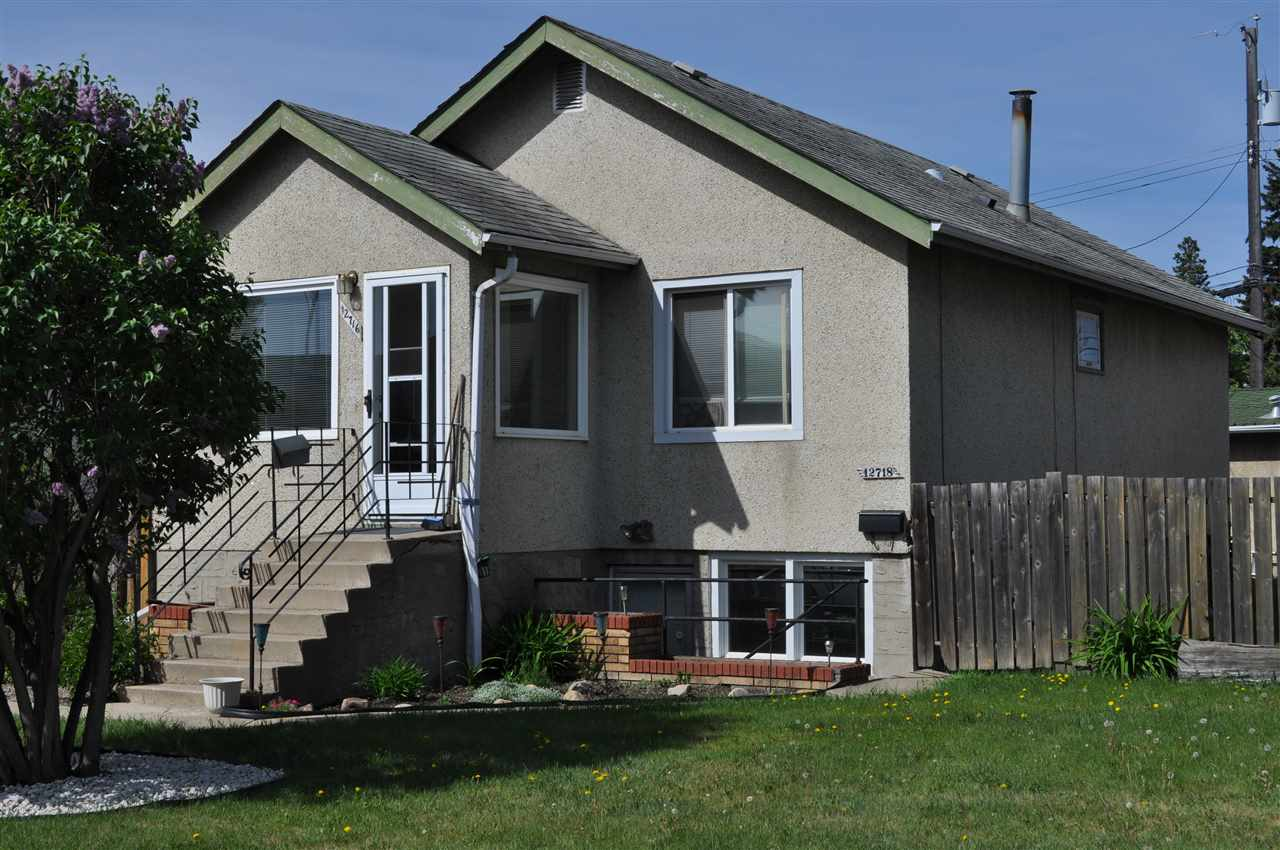 MLS® listing #E4161714 for sale located at 12716 12718 94 Street