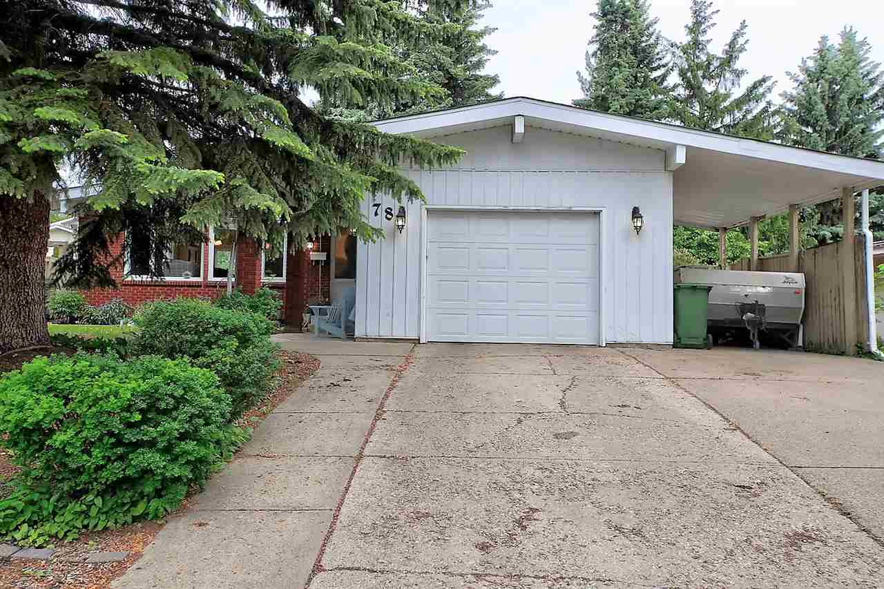 MLS® listing #E4161729 for sale located at 78 Forest Drive