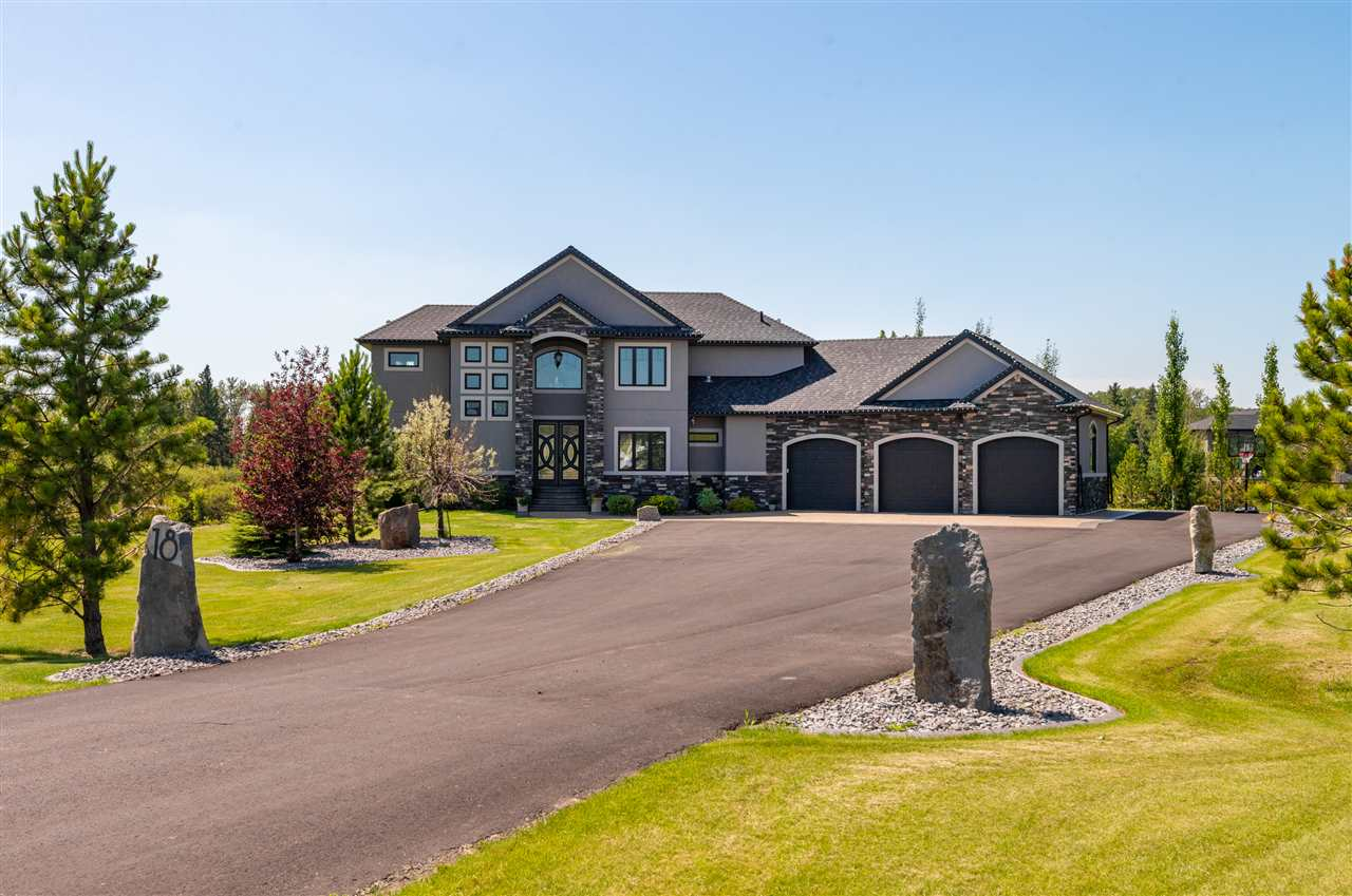 MLS® listing #E4161732 for sale located at 18 27320 TWP RD 534