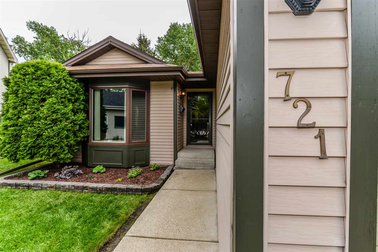 MLS® listing #E4161738 for sale located at 721 WELLINGTON Lane