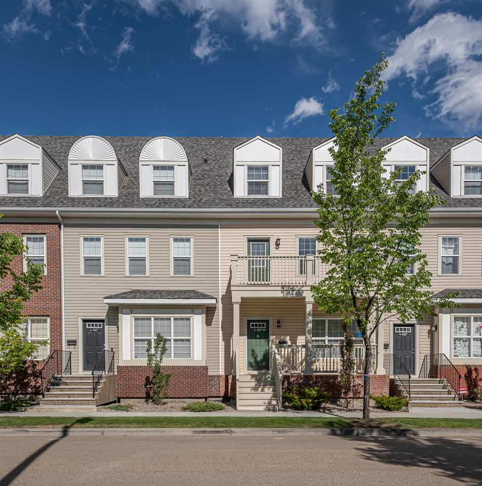 MLS® listing #E4161746 for sale located at 5 4367 VETERANS Way