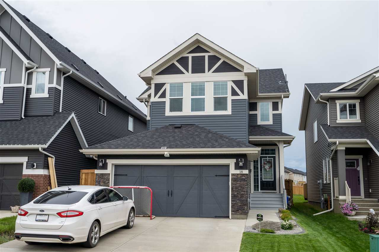 MLS® listing #E4161758 for sale located at 18 AVEBURY Court