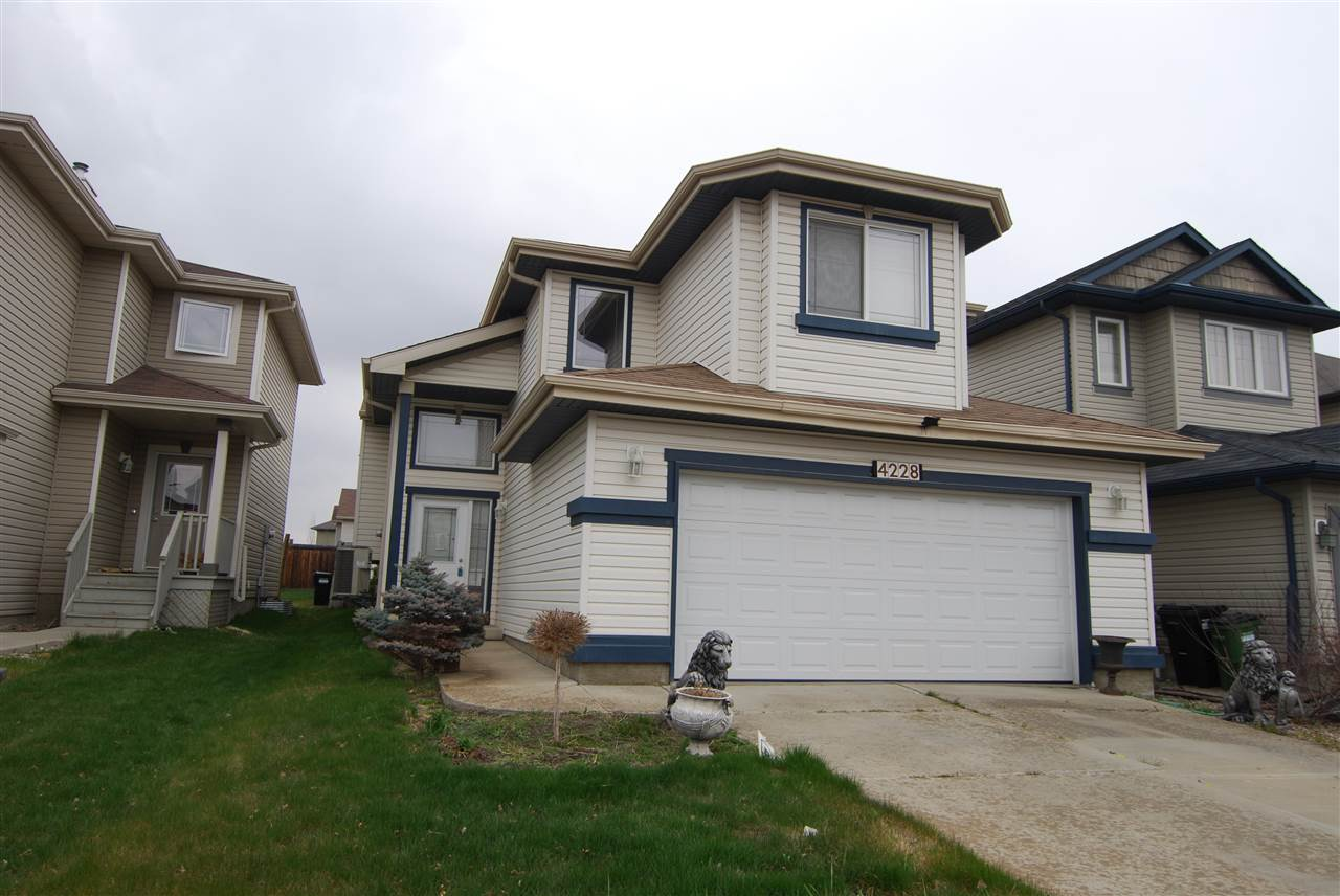 MLS® listing #E4161759 for sale located at 4228 162 Avenue