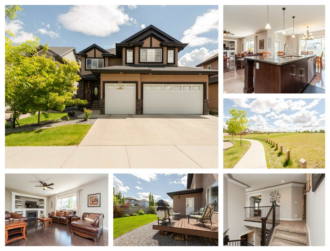 MLS® listing #E4161783 for sale located at 6013 60 Street