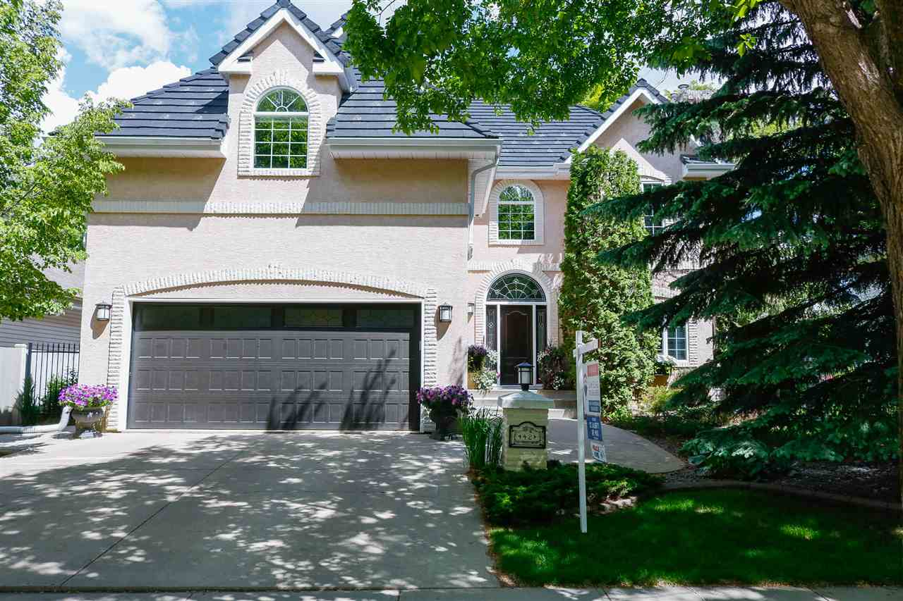 MLS® listing #E4161820 for sale located at 42 BERRYMORE Drive