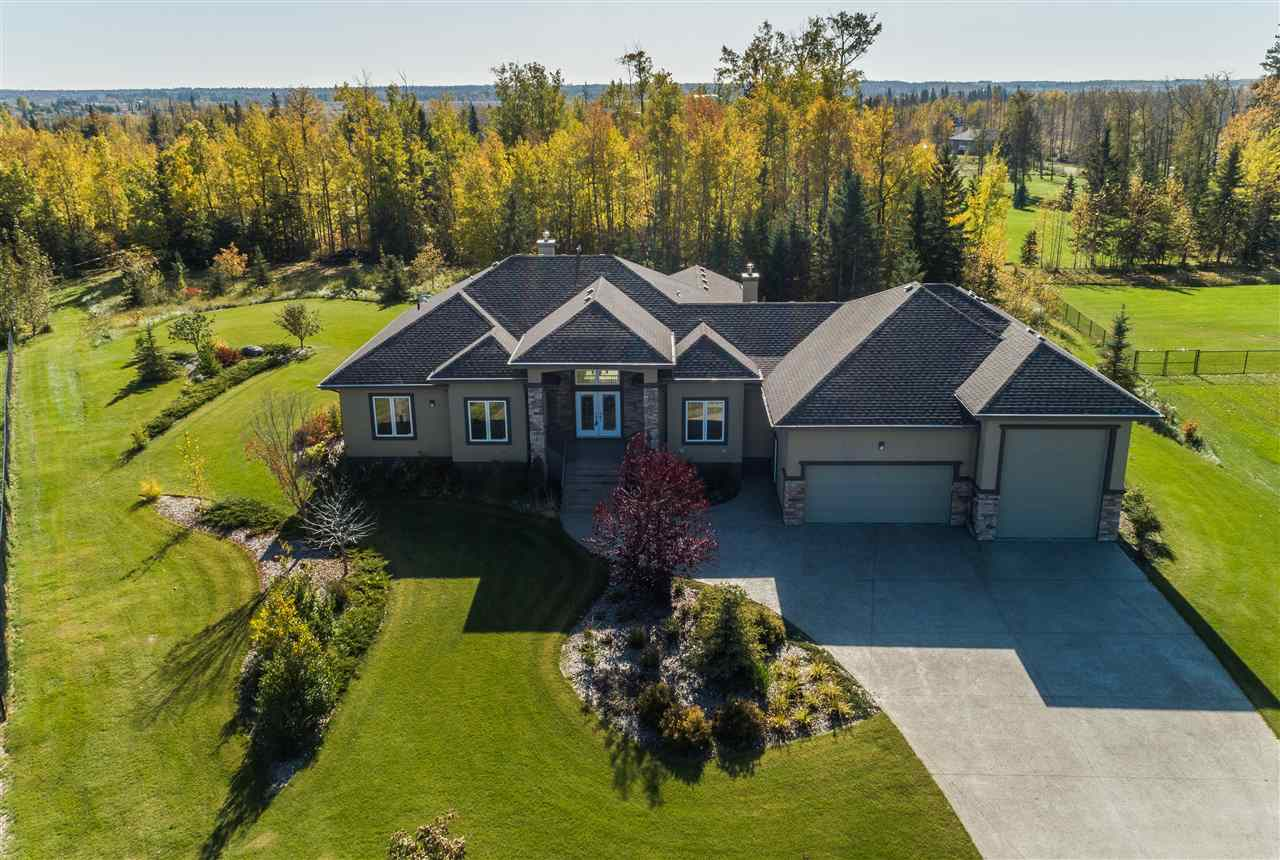 MLS® listing #E4161827 for sale located at 61 53305 RGE RD 273